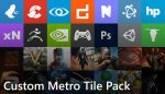 Windows 8 Custom Metro Tile Pack by insyami