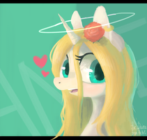 Angel by BerryDrops