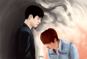 Toward that light, I'll come to you - ChanSoo by lastcapricorn