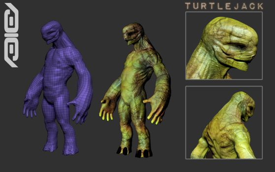 TurtleJack by B4ronRouge