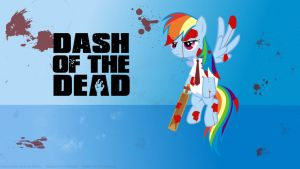 Dash of the Dead wallpaper by Chadbeats