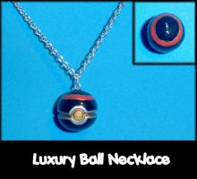 Luxury Ball Necklace Charm by YellerCrakka