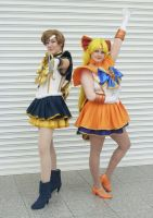 Sailor Moon - The Leaders by SailorTelevator