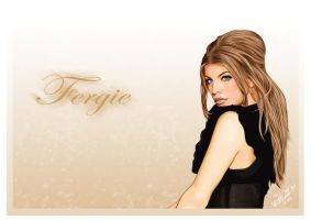 fergie by casual-funky-monkey