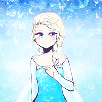 The snow Queen by Clauhatena