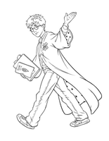 Harry Potter by Writer-Colorer