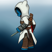 Assassin Pony by Scoutt