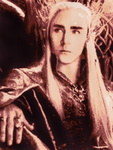 Thranduil Cross Stitch Pattern by shingorengeki