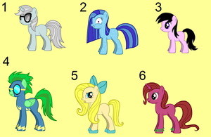 OPEN: Free MLP Adopts [Set #1] Simple by FrozenStrike