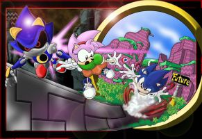 Sonic Cd contest by Dee9922