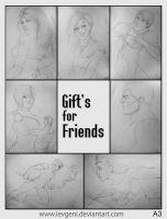 Gifts For Friends by iEvgeni