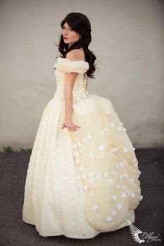 Belle - once upon a time honeymoon by Irina-cosplay