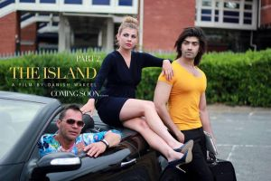 Part 2 of a fashion film called 'The Island' by Make-upArtist