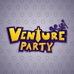 Venture Party Logo by GeorgeRottkamp