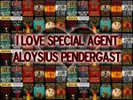 Aloysius Pendergast-I Love you by The-Beckster