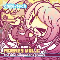 MoeNES Vol.1: the idol composer's groove by mandichan