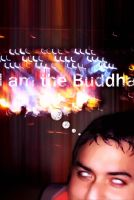 I am the Buddha by ArtL2000