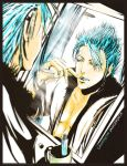 Good Morning Grimmjow by sukanne