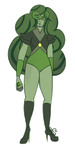 Diopside by Winged-Seahorse