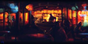 Long Road of Winter by amirzand