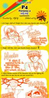 Persona 4 Meme by cafe-lalonde
