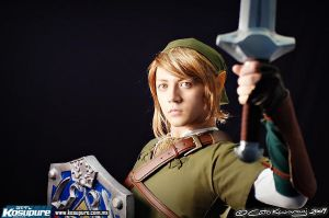 Link cosplay manolo by manolo-kun