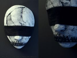 New mask - 'Blindfold i' by torvenius