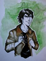 Nico Di Angelo by missfilmfanatic