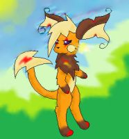 raichu for lottie by sweetcookie535