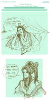 a Tang Dynasty tale by Allysterio