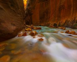 The Narrows by coulombic