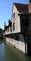 Ightham Mote 23 by OghamMoon