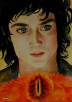 Frodo by Nastyfoxy