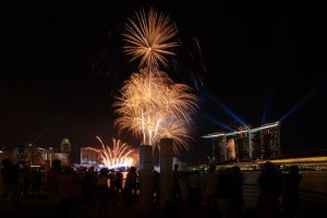 Youth Olympic Games fireworks4 by Shooter1970