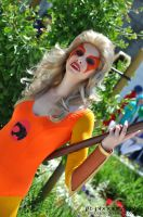 Fanime 2014 : Faces of Cosplay_0882 by JuniorAfro