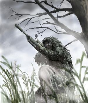 ghillie-suit by neweep