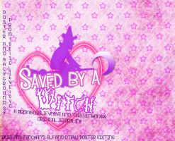 Saved By a Witch - Background for my fanfic by Prom15e13elieve10ve