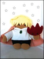 Howl Plushie by quacked