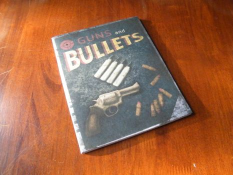 Guns and Bullets by chanced1