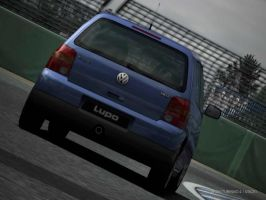 Volkswagen Lupo 1.4 - 2 by pete7868