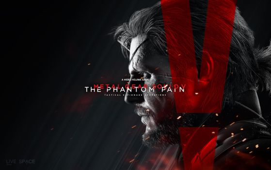 LS Metal Gear Solid V: The Phantom Pain by 1n-StereO