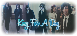 Vic Fuentes and Kellin Quinn - King For A Day by XxstarlighttxX