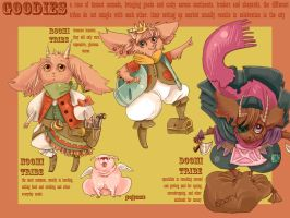 the nomadic goodies by DAWildGuns