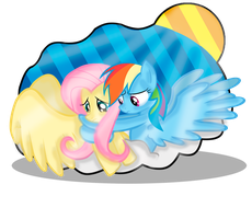 Flutters And Dash by papaudopoulos69