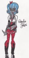Ghoulia Yelps by leavesofthree
