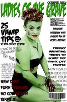 Pin Up Zombie!! by RadiancePhotography1
