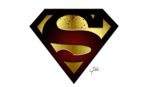 Superman logo by KellCandido