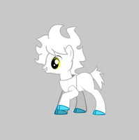 Silver as a MLP by WolfieMaster