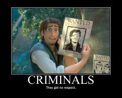 Flynn Rider Motivation II by keep-me-posted