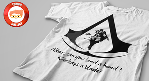Assassins Creed Logo tshirt ~ Tuhin's Editing by tuhin98